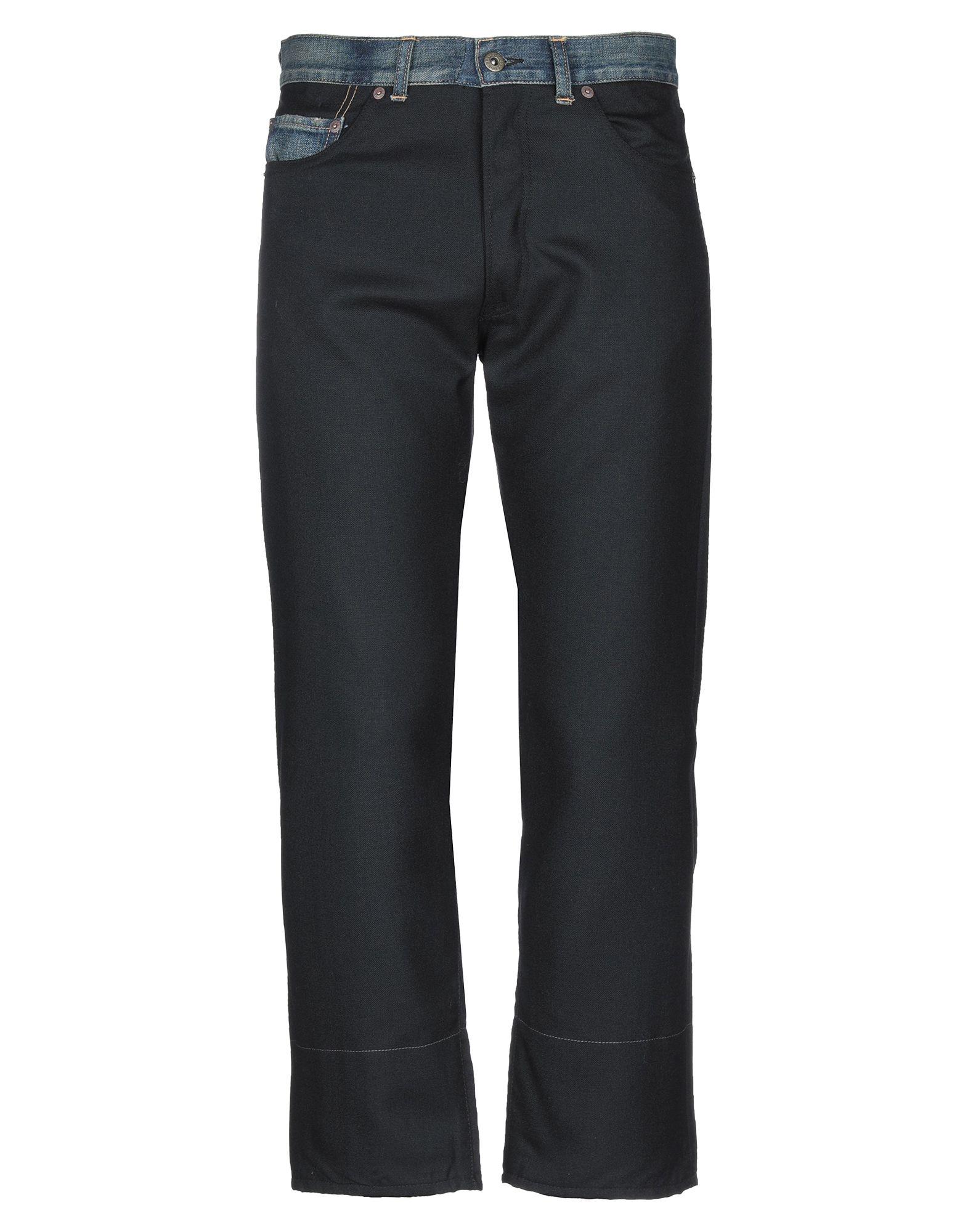 JUNYA WATANABE COMME des GARÇONS MAN X LEVI'S Повседневные брюки