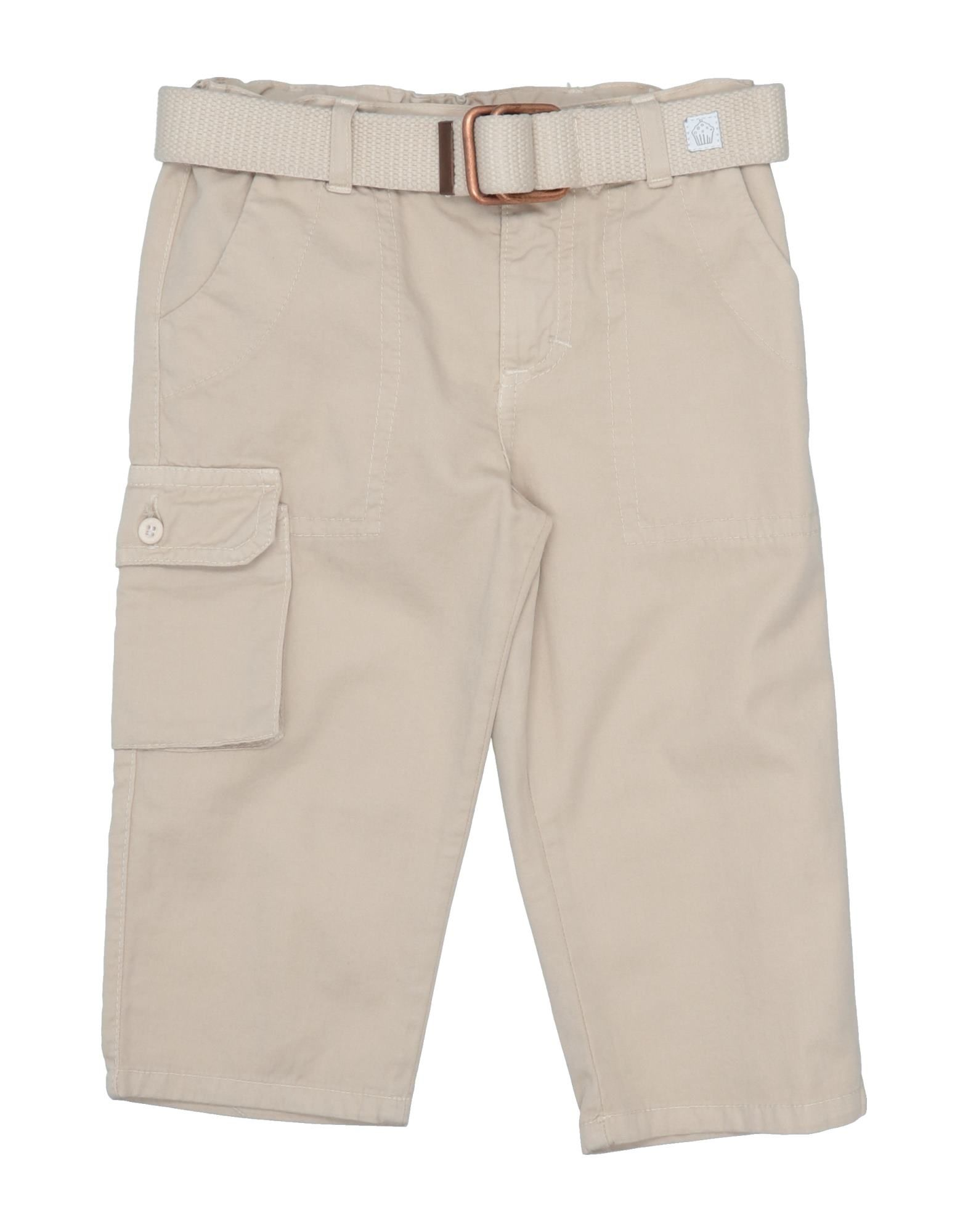 Muffin & Co. Kids' Casual Pants In Neutrals