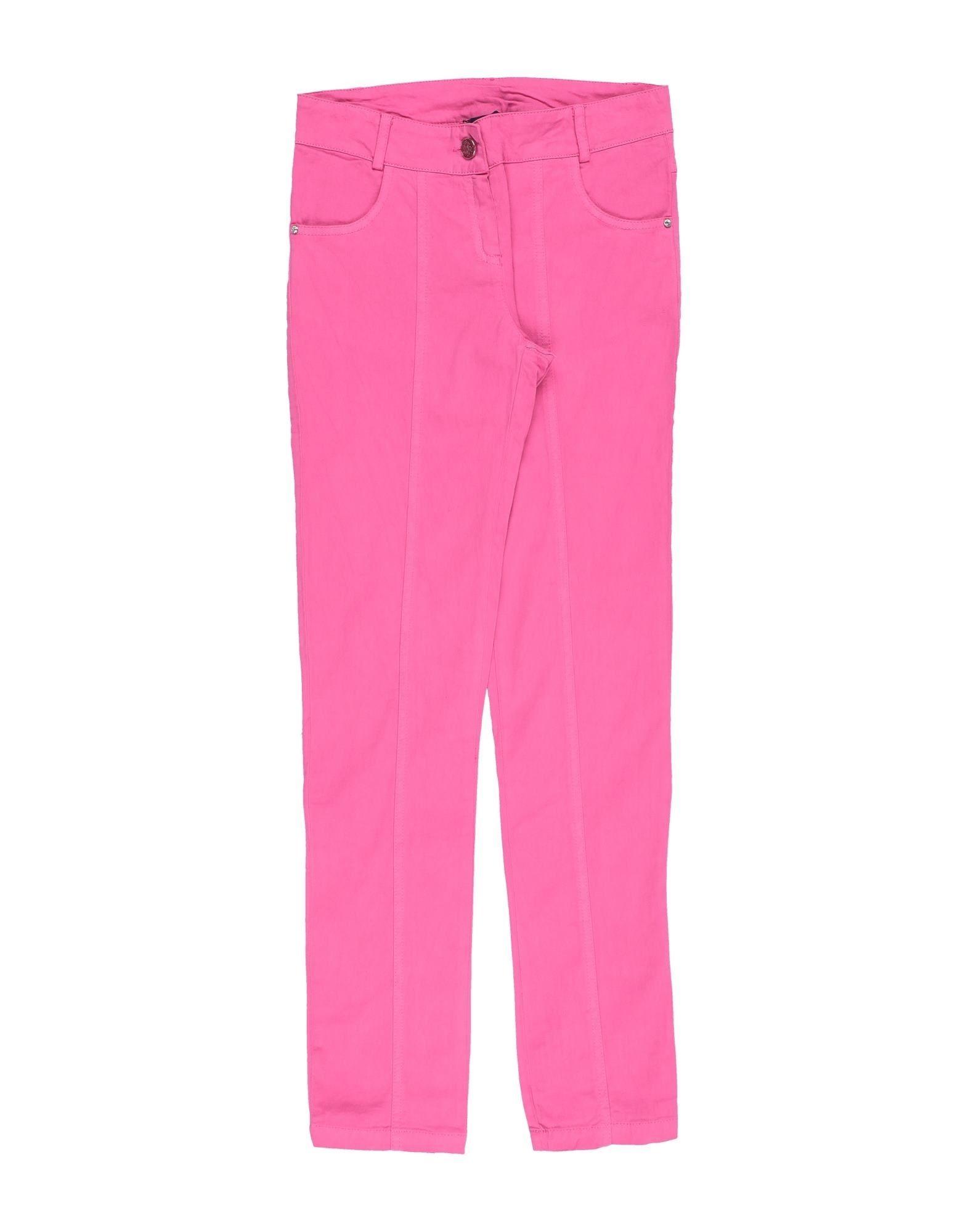 Miss Blumarine Kids' Casual Pants In Purple