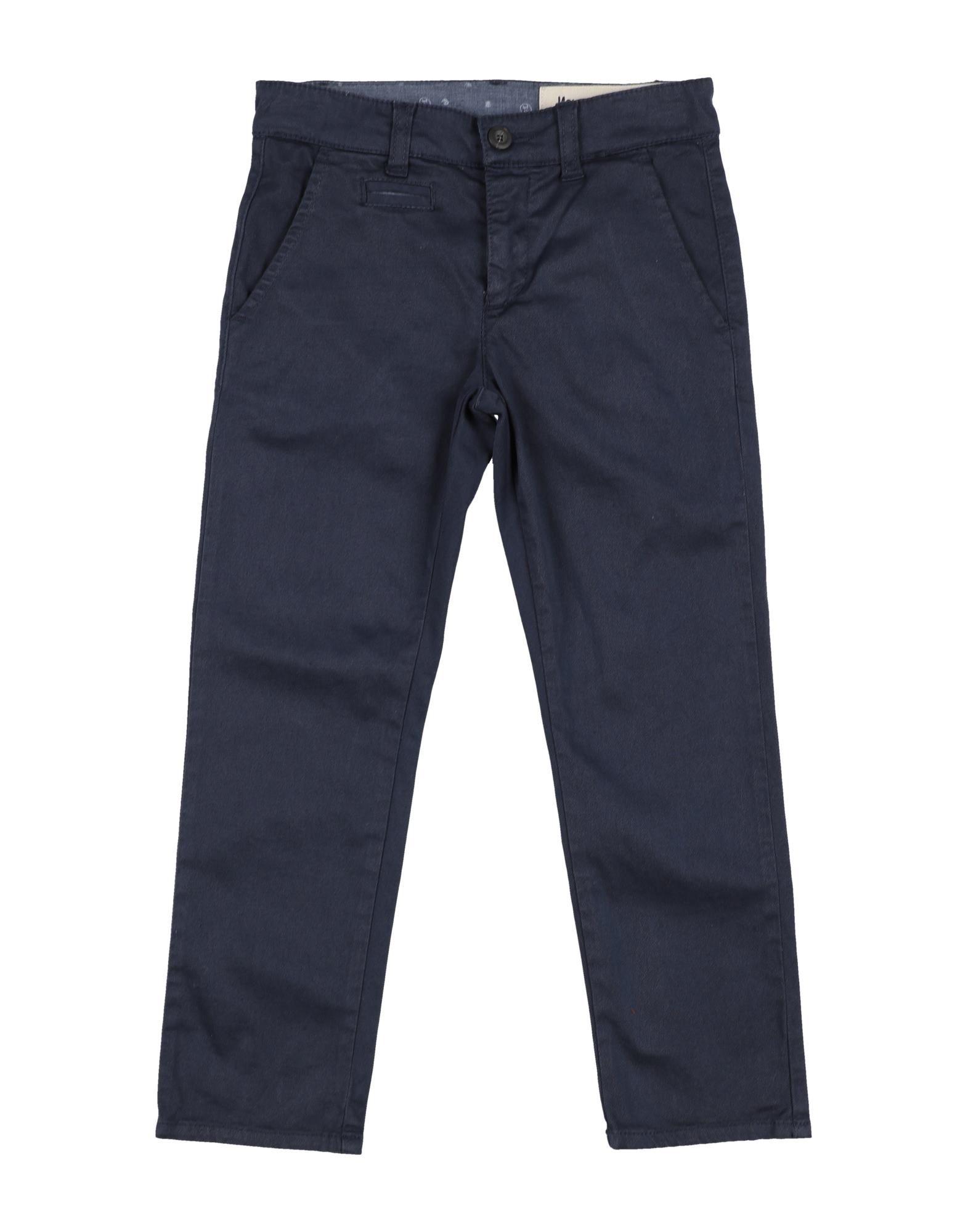 Novemb3r Kids' Casual Pants In Blue
