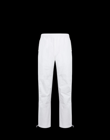 ATHLETIC TROUSERS Light grey Trousers Man