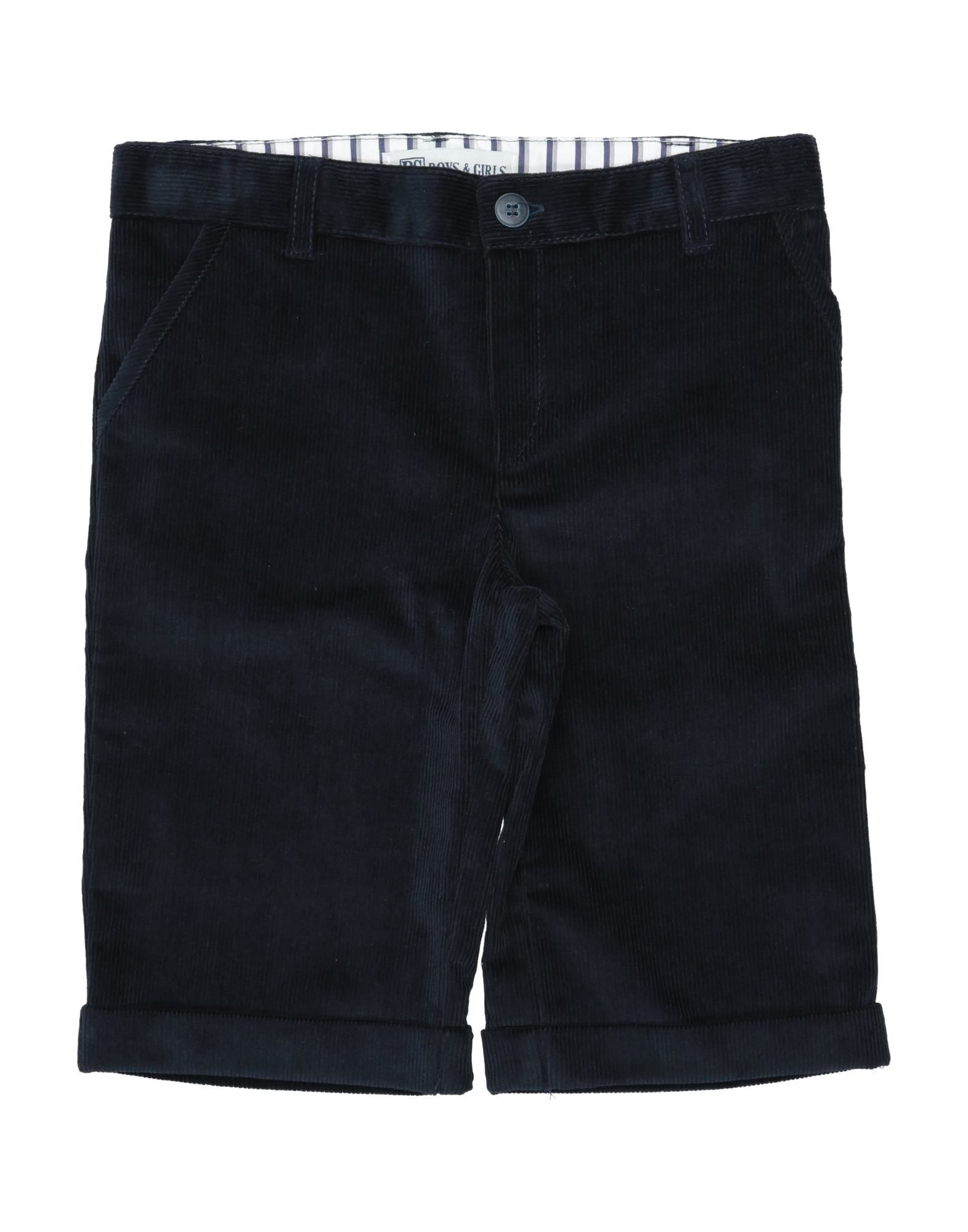 Bg Boys & Girls Kids' Bermudas In Blue