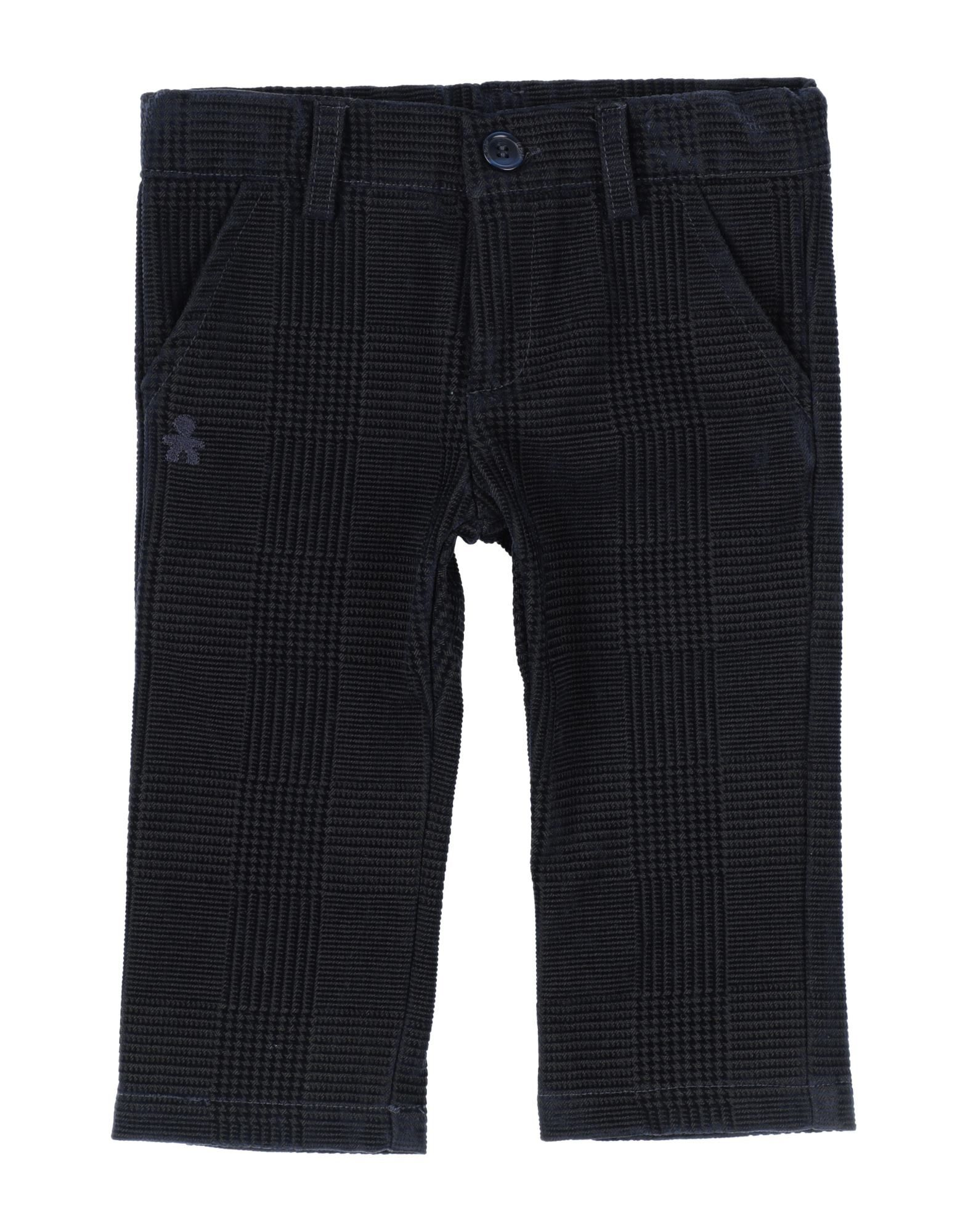 Le Bebé Kids' Casual Pants In Black