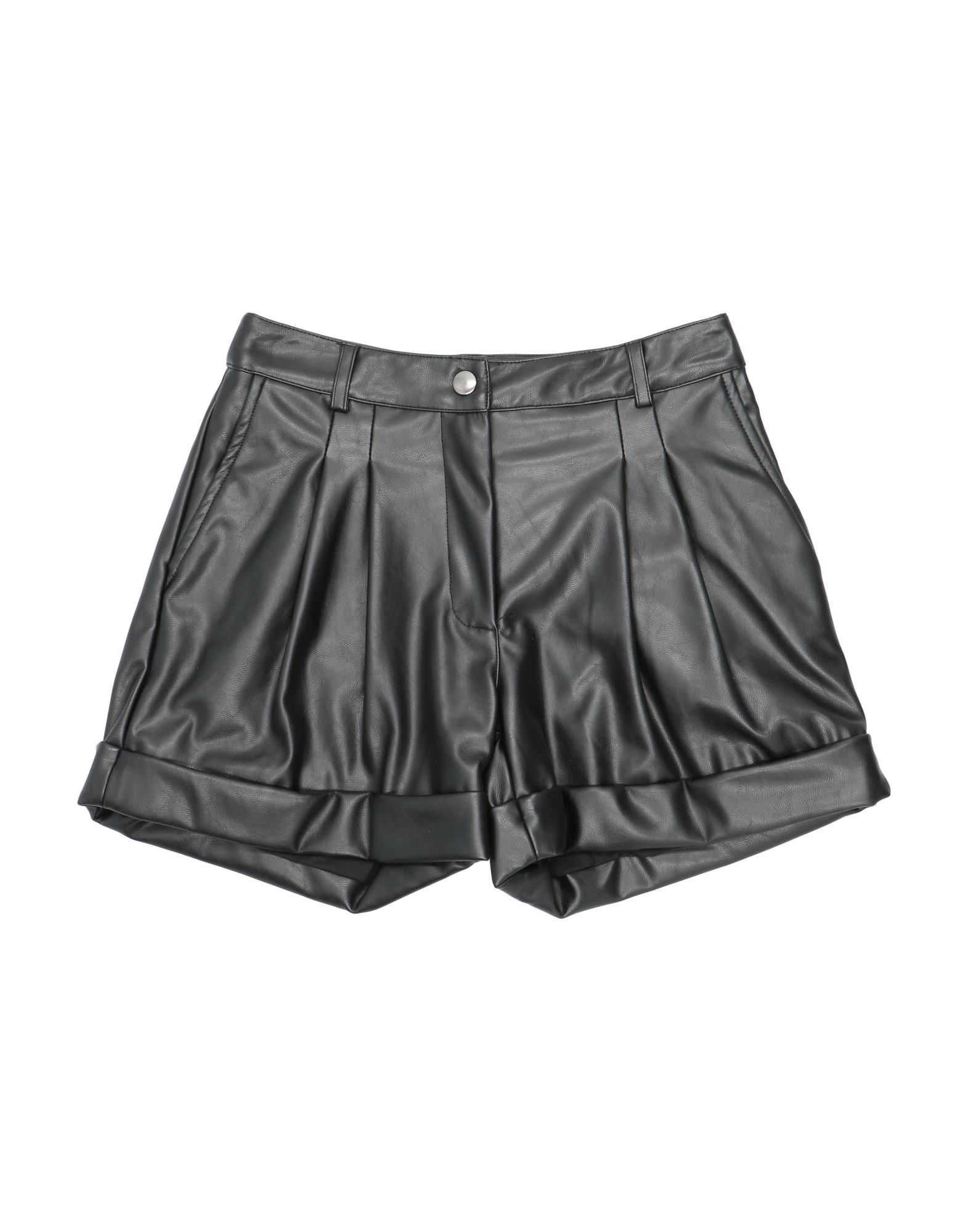Monnalisa Kids' Shorts In Black