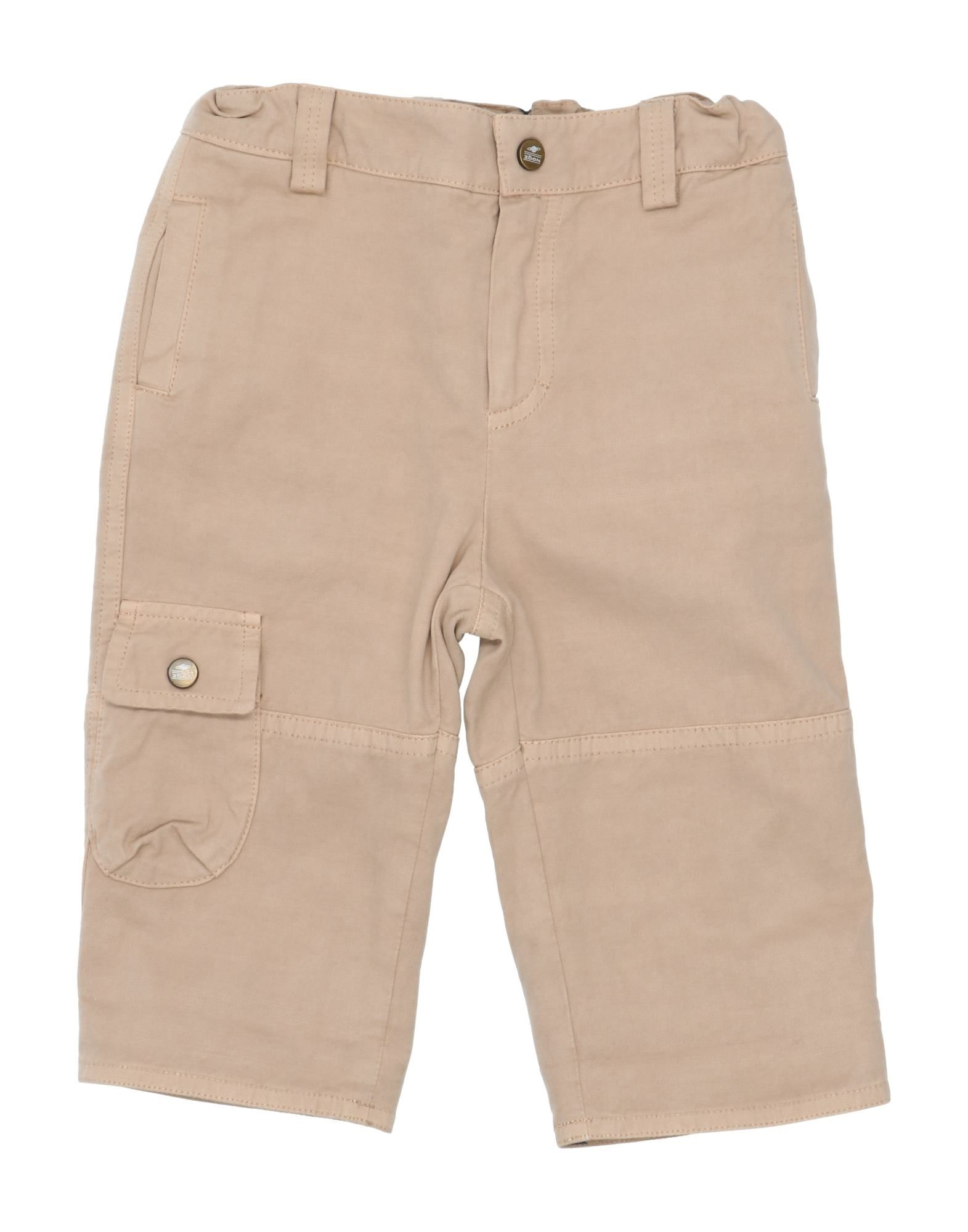 Zoon Kids' Casual Pants In Neutrals