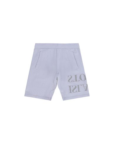 STONE ISLAND JUNIOR FLEECE BERMUDA SHORTS Man 61240  f