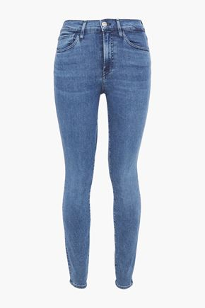 3x1 Kaia high-rise skinny jeans
