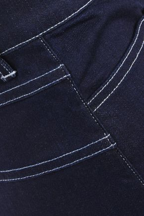 3x1 Cropped mid-rise bootcut jeans