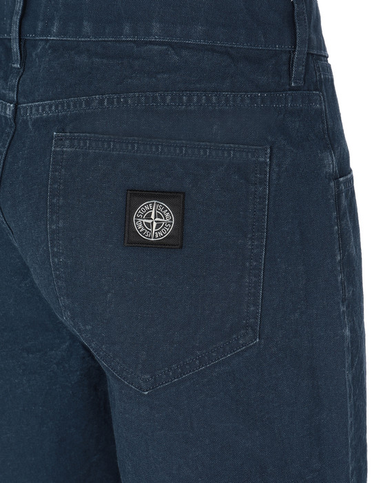 13460316kk - PANTS - 5 POCKETS STONE ISLAND