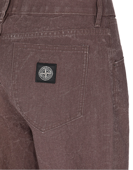 13460330vv - TROUSERS - 5 POCKETS STONE ISLAND