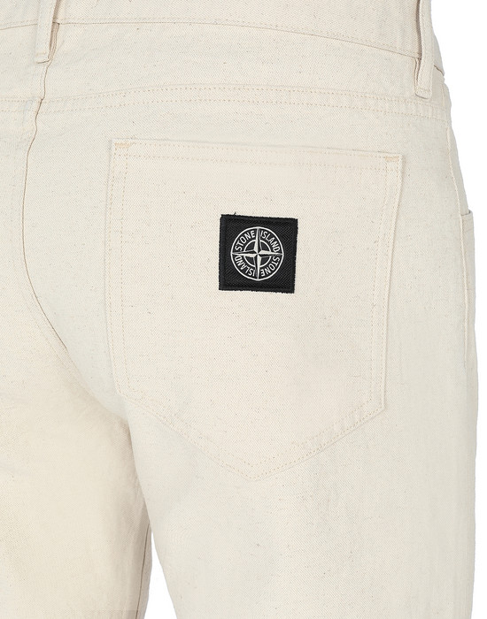 13460346lt - PANTS - 5 POCKETS STONE ISLAND