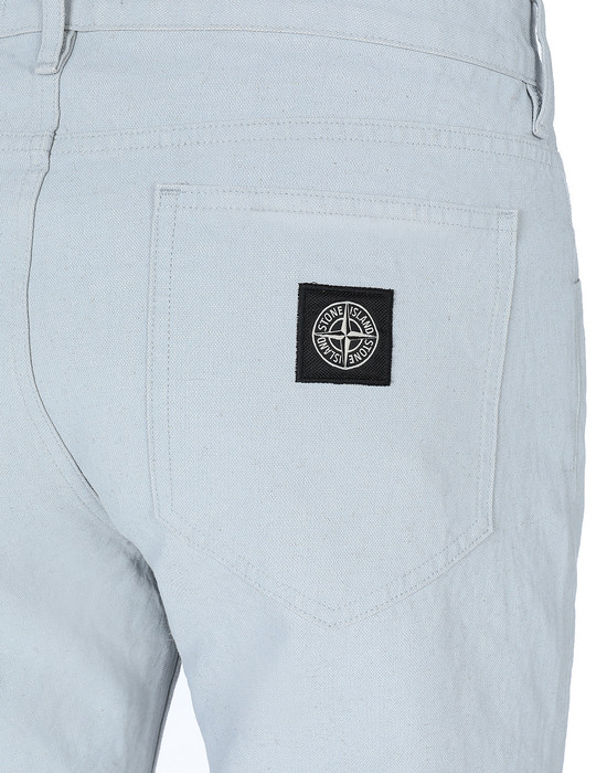 13460353gu - PANTS - 5 POCKETS STONE ISLAND