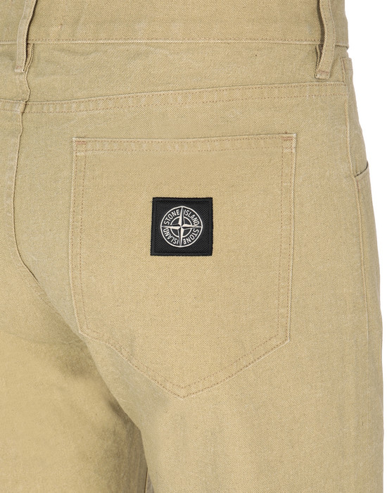 13460359sw - PANTS - 5 POCKETS STONE ISLAND