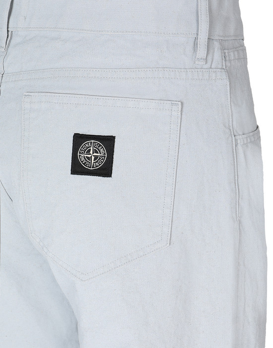 13460369ss - TROUSERS - 5 POCKETS STONE ISLAND