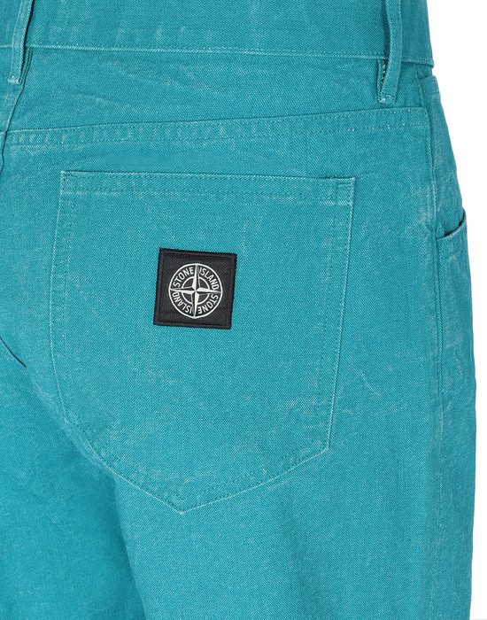 13460414ij - TROUSERS - 5 POCKETS STONE ISLAND