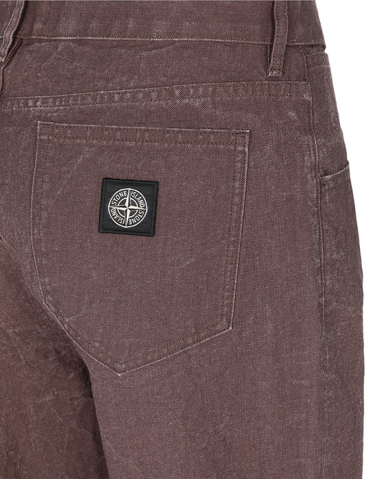 13460437cw - TROUSERS - 5 POCKETS STONE ISLAND