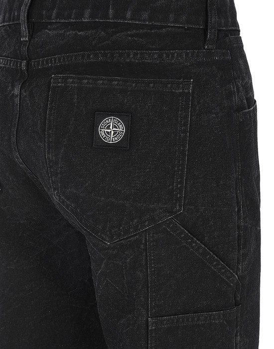 13460446fh - PANTS - 5 POCKETS STONE ISLAND