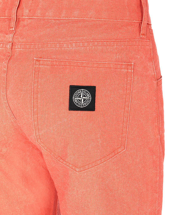 13460455ea - PANTS - 5 POCKETS STONE ISLAND