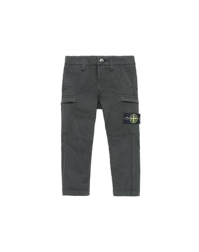 STONE ISLAND BABY 30912  Pants Man Bottle Green USD 118