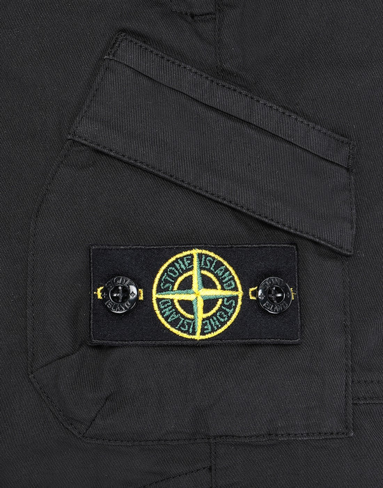 13460725vi - PANTS - 5 POCKETS STONE ISLAND JUNIOR