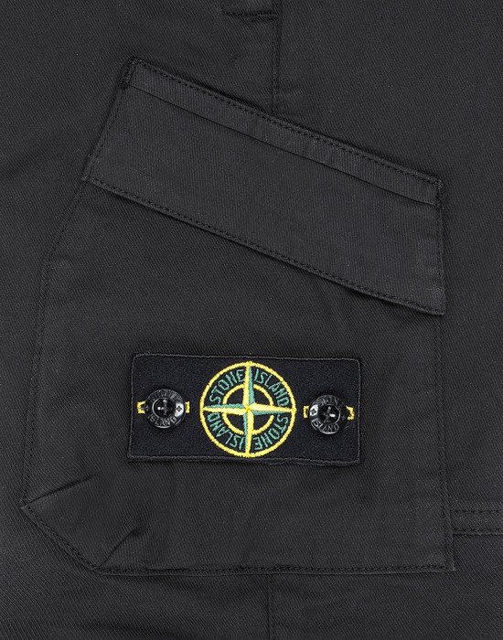 13460731lp - PANTS - 5 POCKETS STONE ISLAND JUNIOR