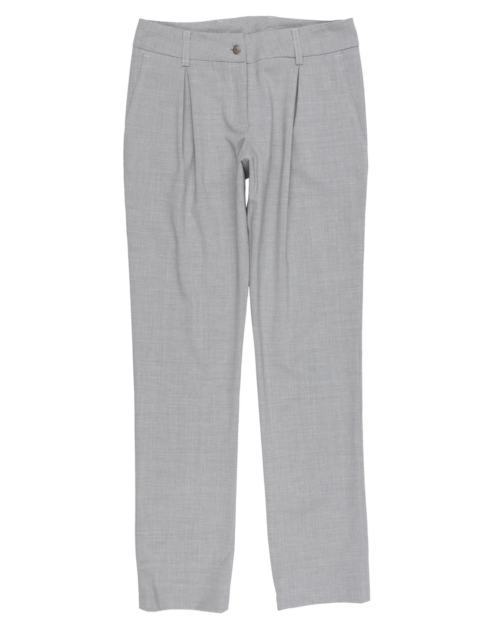 I Pinco Pallino Kids' Casual Pants In Gray