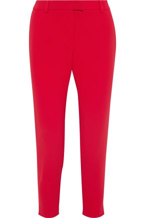 ALTUZARRA Henri cropped crepe tapered pants