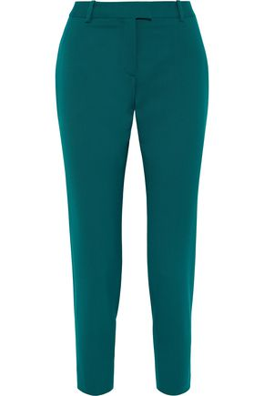ALTUZARRA Henri cropped stretch-wool tapered pants