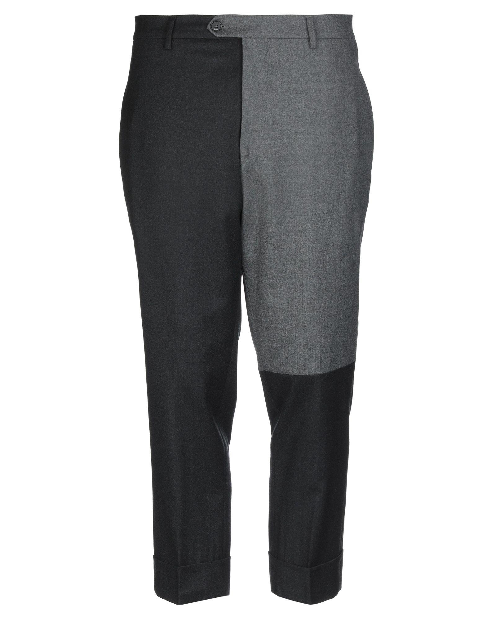 《セール開催中》BE ABLE メンズ カプリパンツ グレー 33 紡績繊維