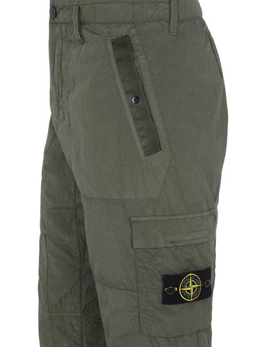 Pants Stone Island Men Official Store