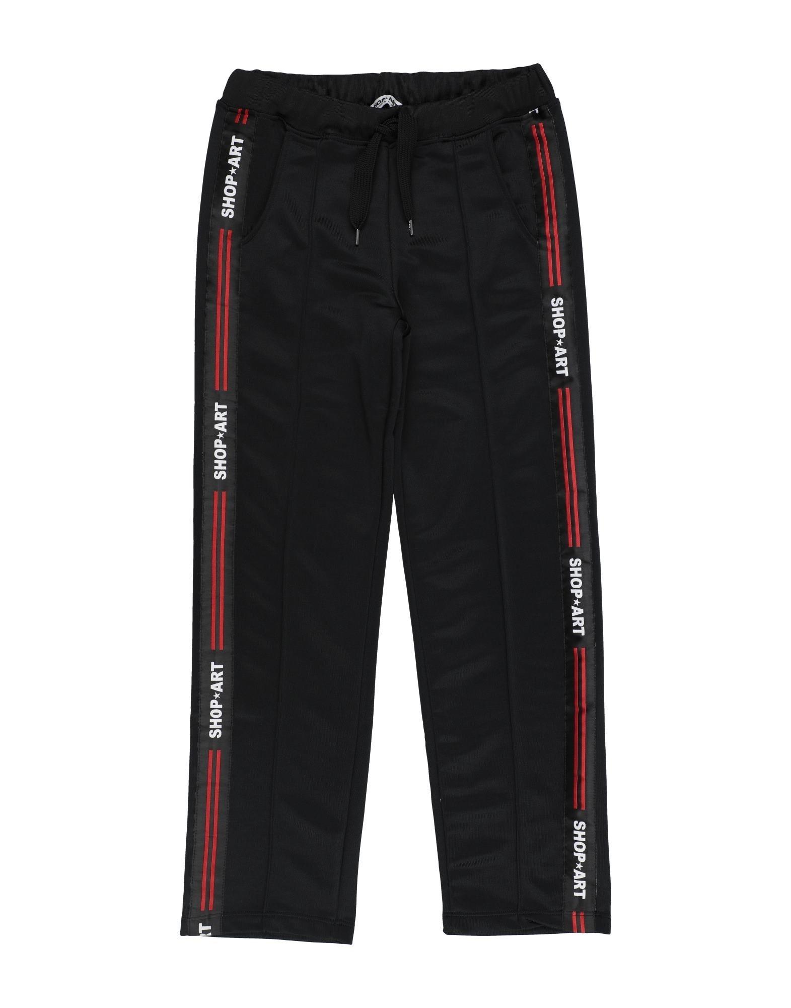 Shop ★ Art Kids' Shop ★ Art Casual Pants In Black