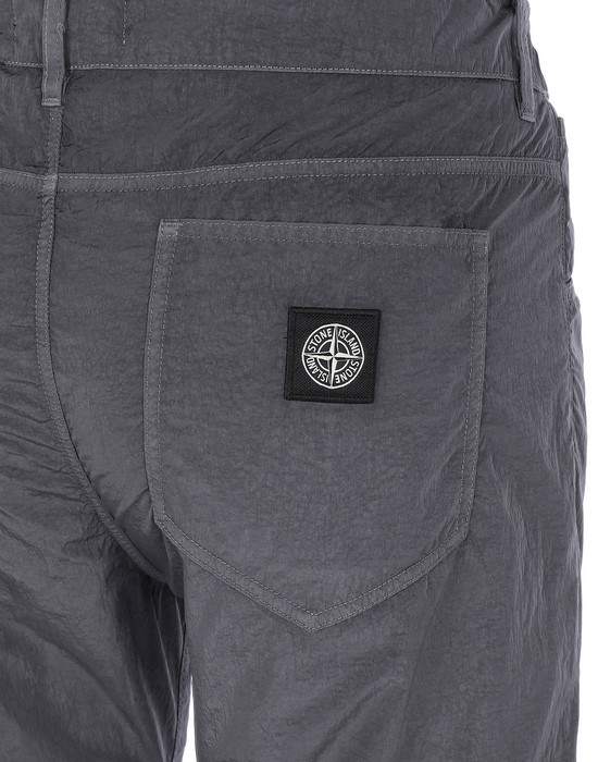 13467144fb - TROUSERS - 5 POCKETS STONE ISLAND
