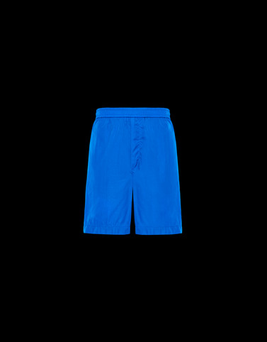BERMUDA Blue New in Man