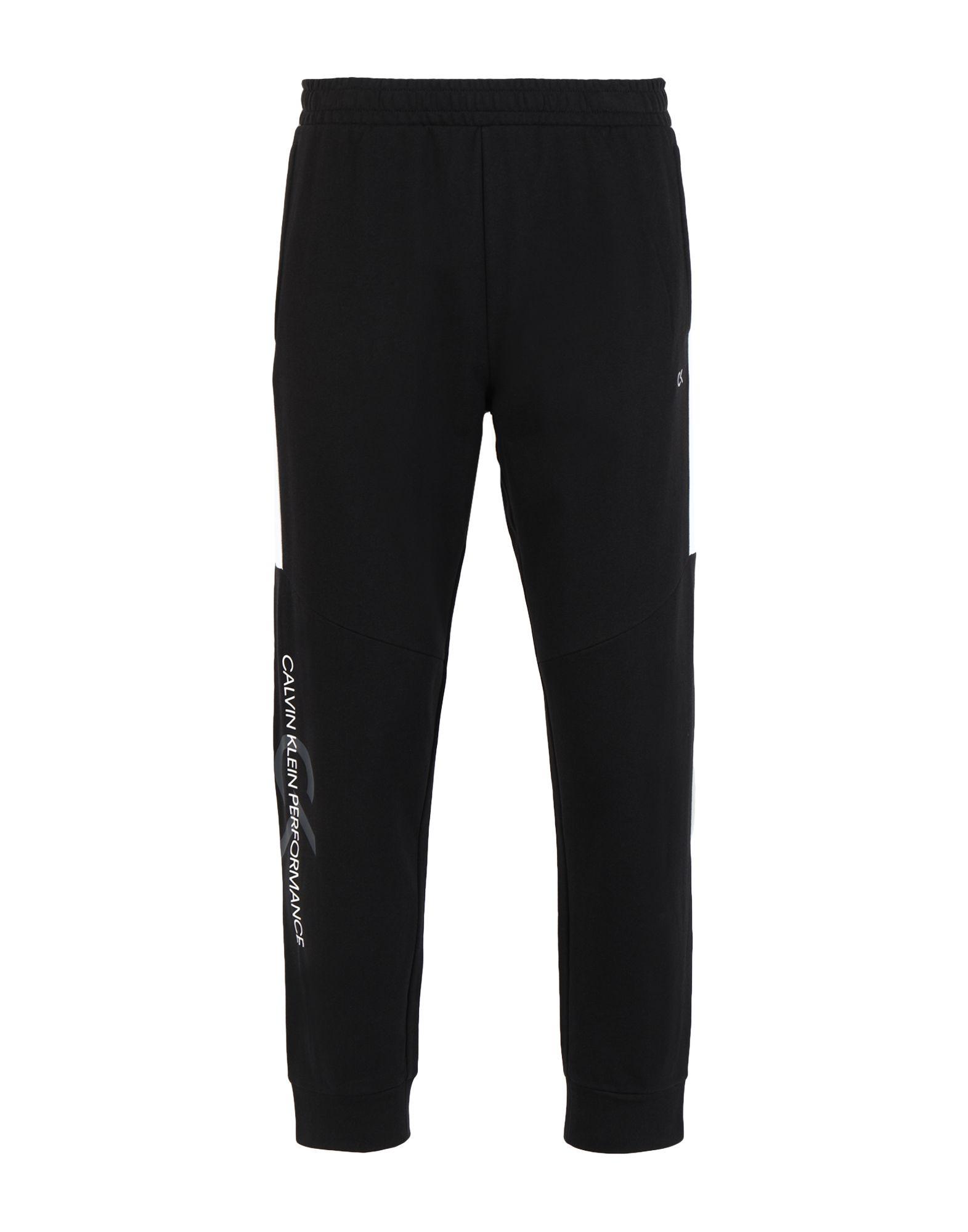 цена CALVIN KLEIN PERFORMANCE Повседневные брюки онлайн в 2017 году