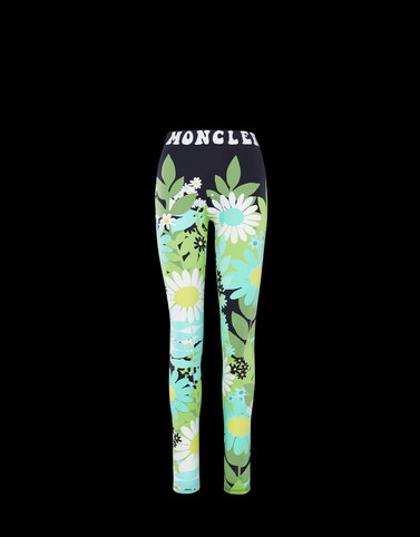 LEGGINS Green 8 Moncler Richard Quinn Woman