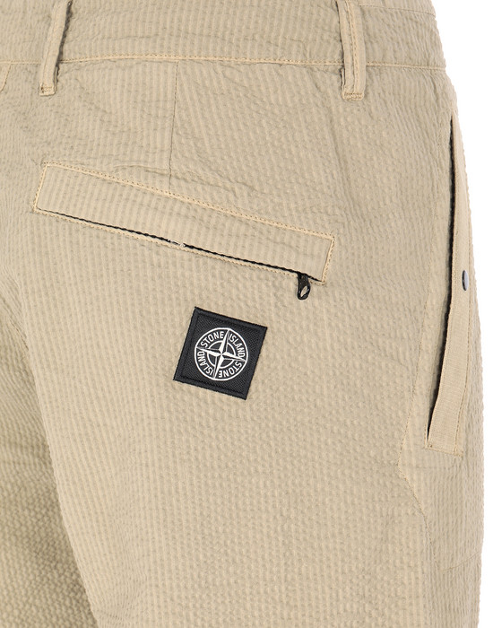 13469743ef - TROUSERS - 5 POCKETS STONE ISLAND