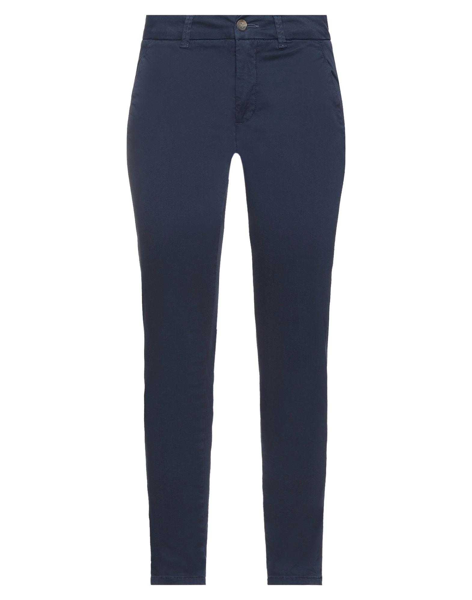 Ab/soul Casual Pants In Dark Blue