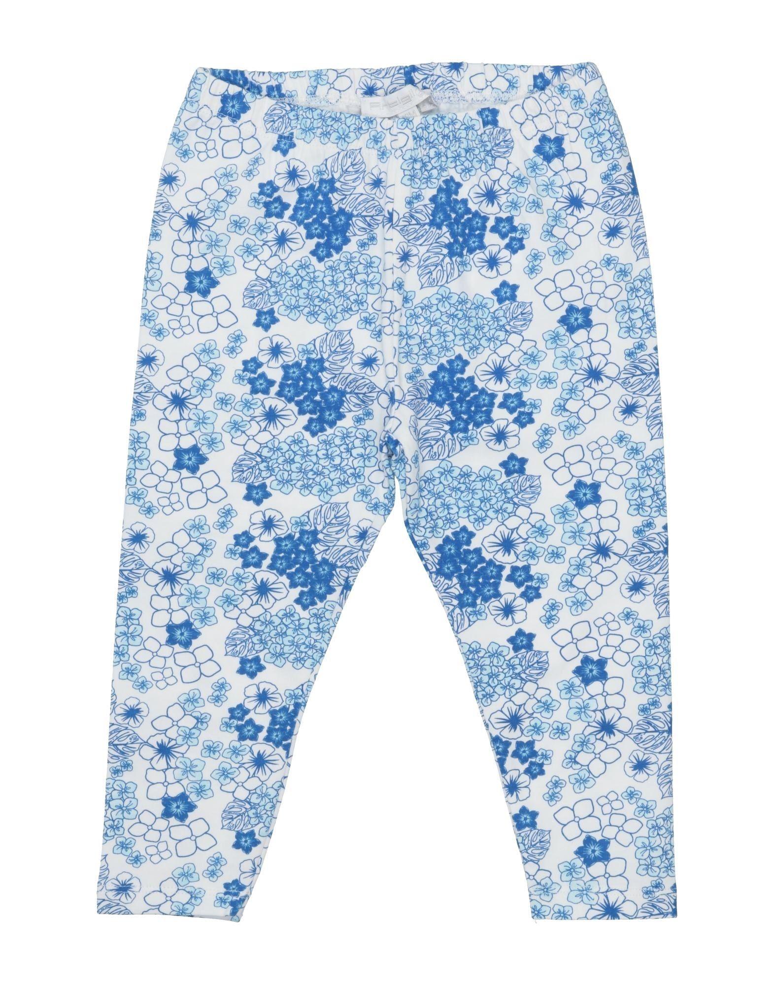 Artigli Girl Kids' Leggings In Blue