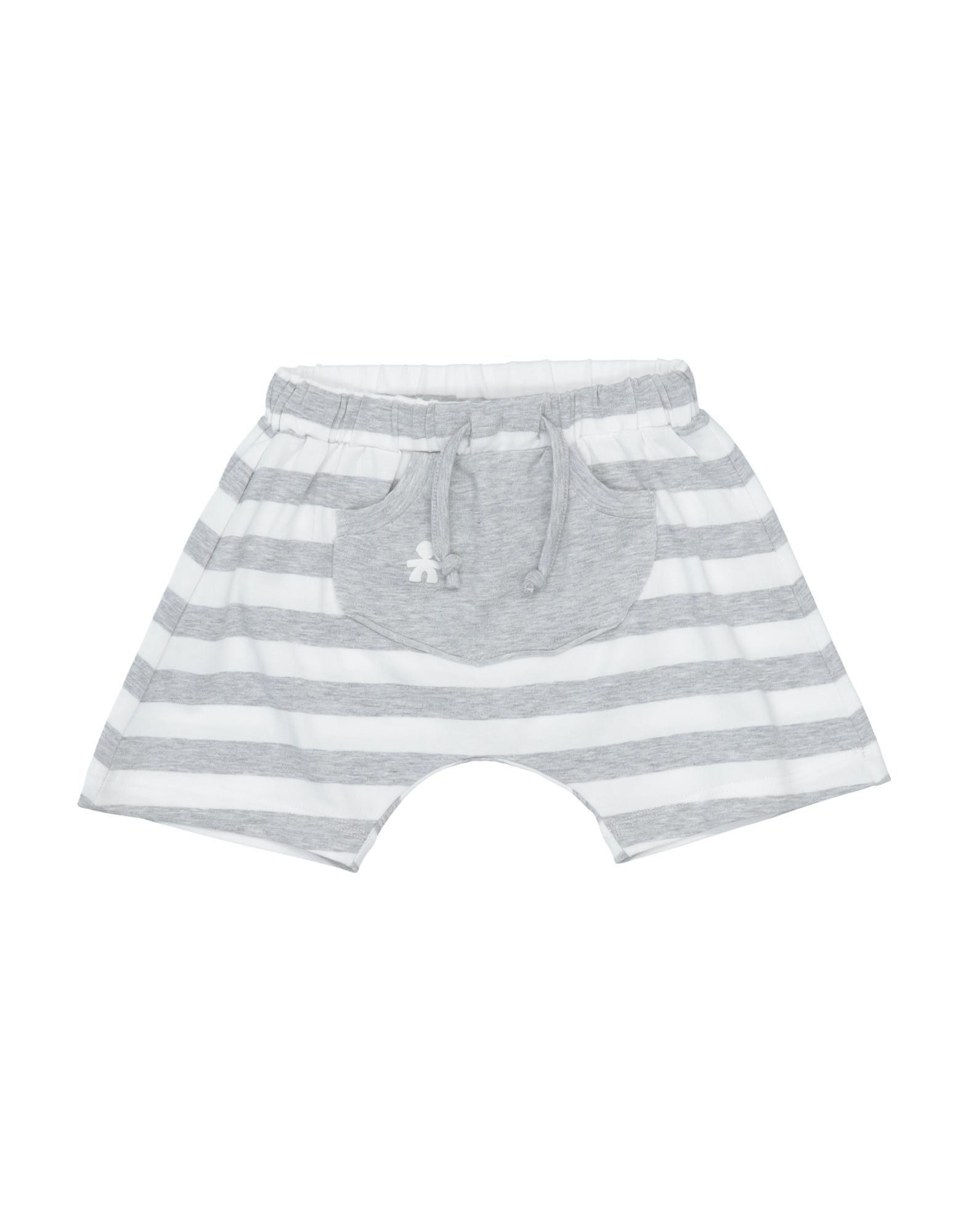 Le Bebé Kids' Bermudas In Gray