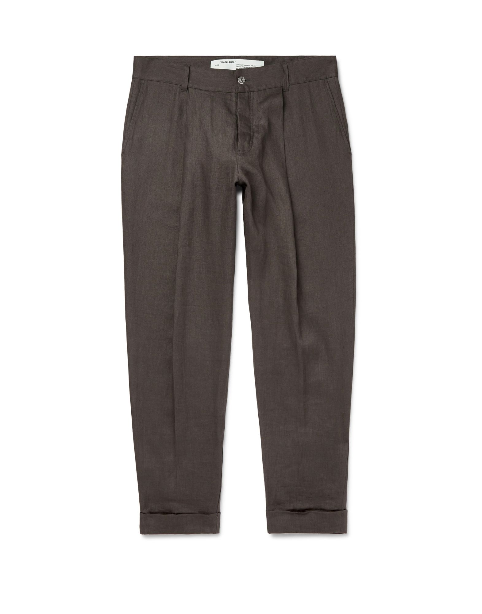 OFF-WHITE™ Повседневные брюки брюки off white