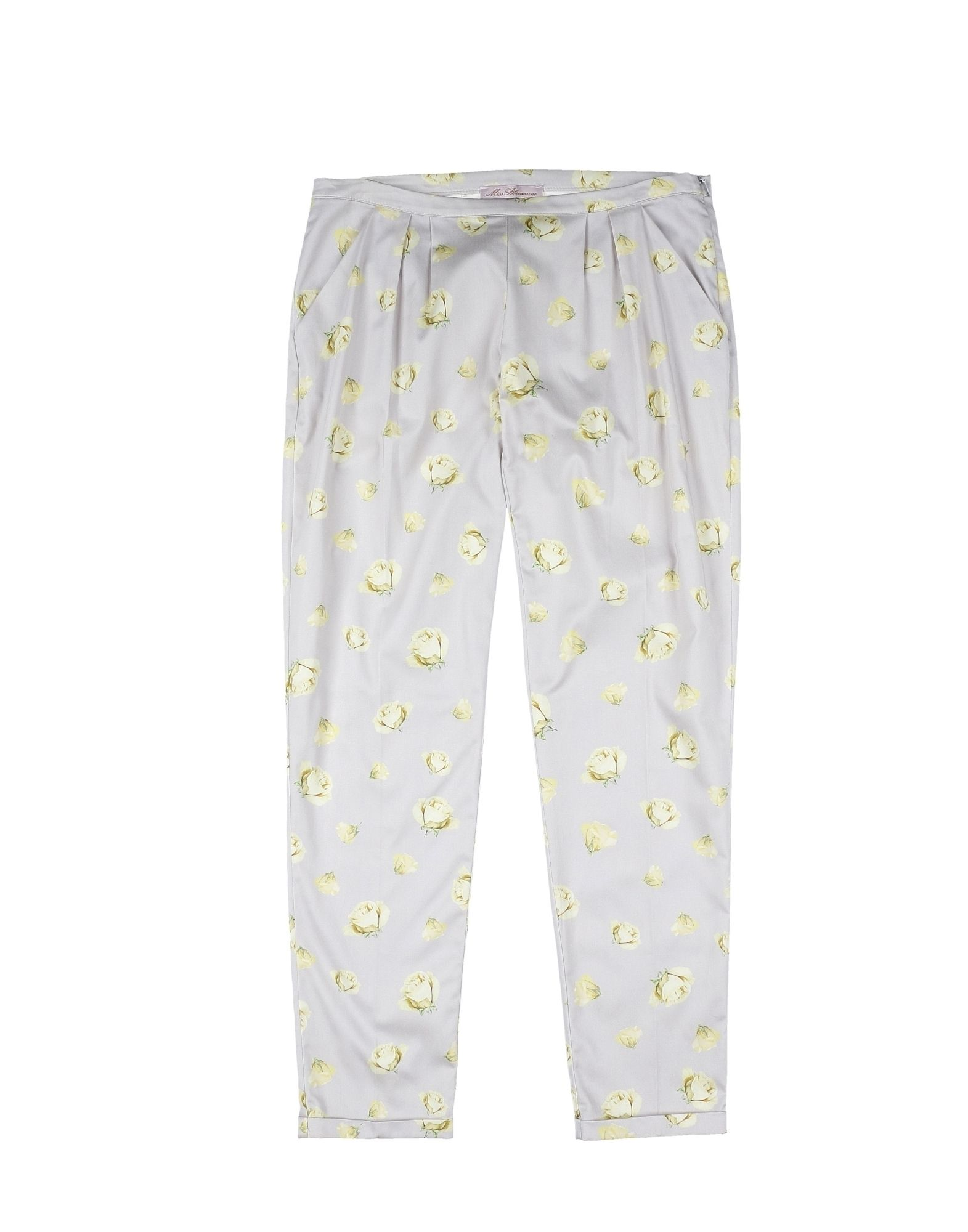 Miss Blumarine Kids' Casual Pants In Green