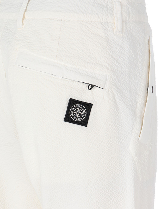 13473161hv - TROUSERS - 5 POCKETS STONE ISLAND