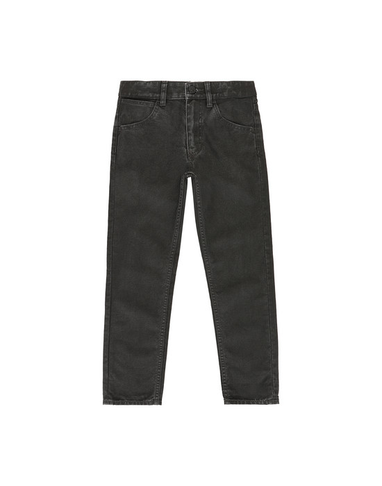 PANTS - 5 POCKETS Man J0210_SL Front STONE ISLAND KIDS