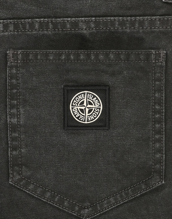 13473350cv - HOSEN - 5-POCKETS STONE ISLAND JUNIOR
