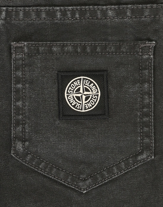 13473379hv - HOSEN - 5-POCKETS STONE ISLAND JUNIOR