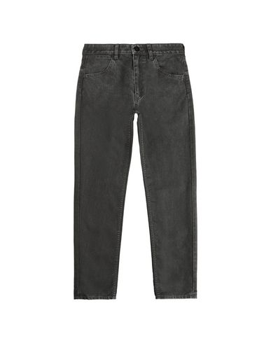 STONE ISLAND JUNIOR J0210_SL PANTS - 5 POCKETS Man Black USD 175