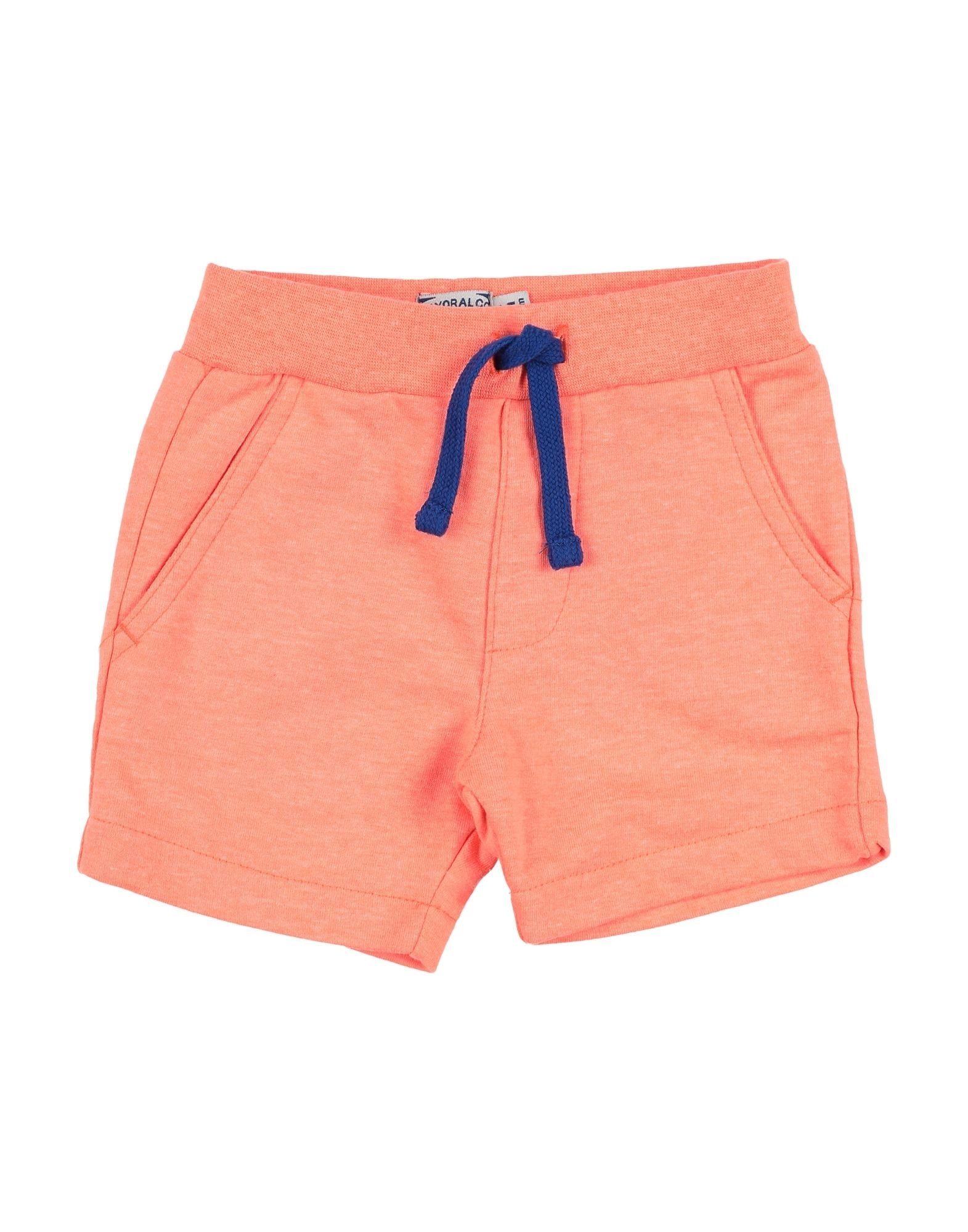 Mayoral Kids' Shorts In Orange