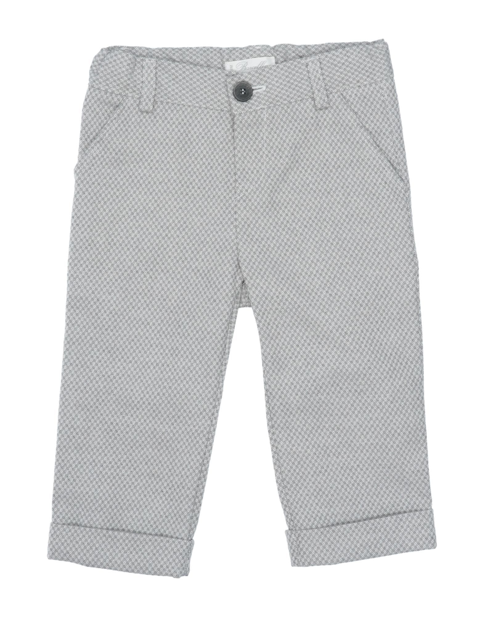 Barcellino® Kids' Casual Pants In Gray