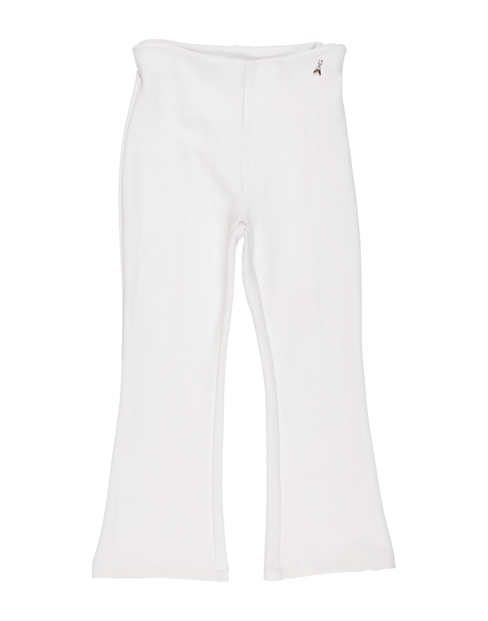 Patrizia Pepe Kids' Casual Pants In White