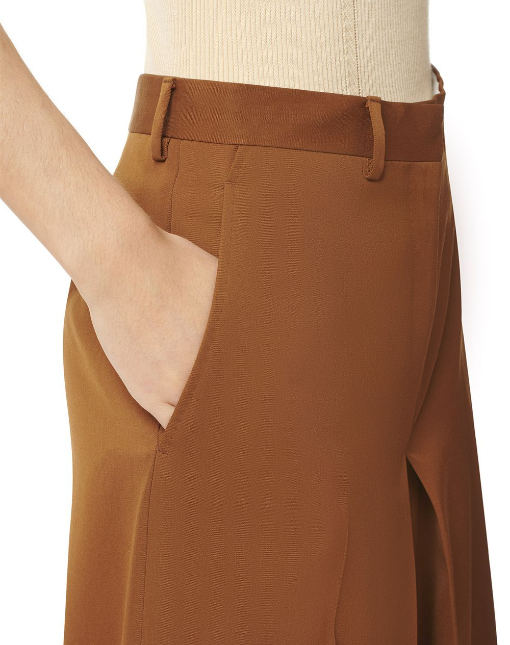 LARGE LEG PANTS - Lanvin